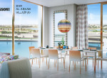 Urban Oasis by Missoni_Dining Room