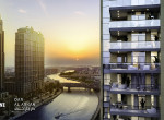 Urban Oasis_Canal Sea View_Sunset